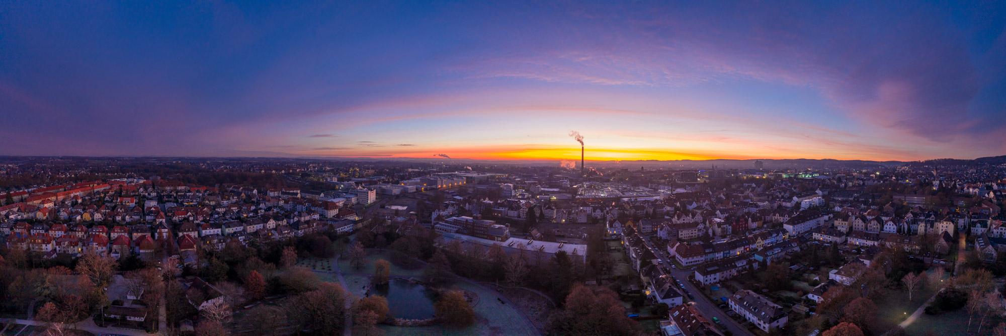 Winter Bielefeld